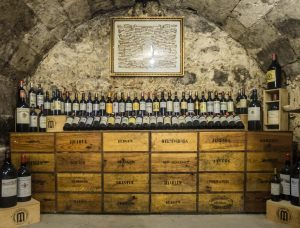 Ideal Wine Company wine storage