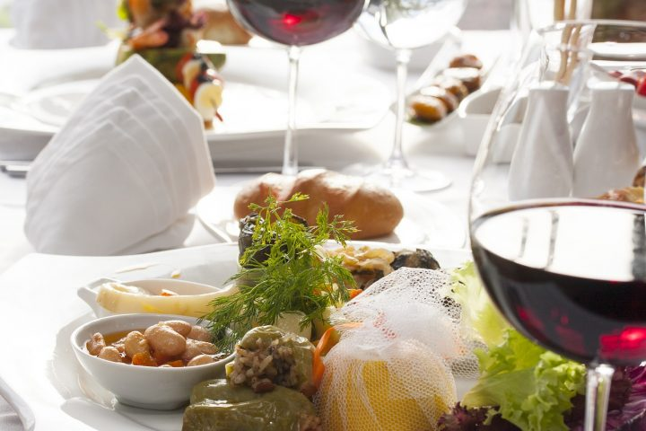 Which wines work well with veggie dishes?