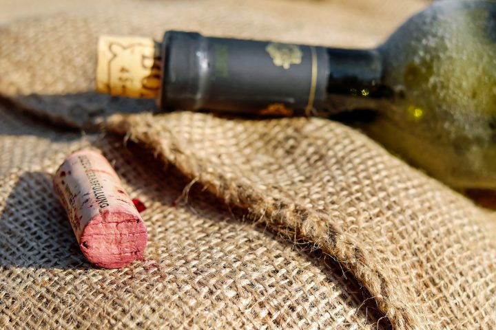How to spot a corked wine