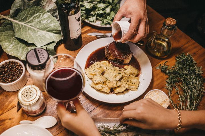 Break the rules with these unconventional wine and food matching choices