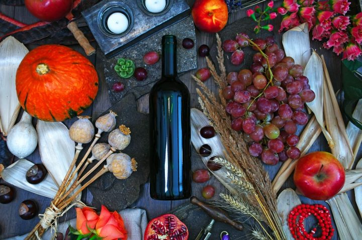 Our guide to the perfect red wines for Halloween
